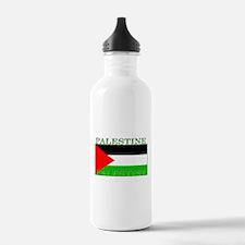 Palestine Palestinian Flag Water Bottle