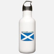 Scotland Scottish Flag Water Bottle