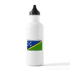 Solomon Islands Water Bottle