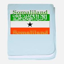 Somaliland Somali Flag baby blanket