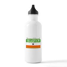Somaliland Somali Flag Water Bottle