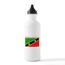 St Kitts & Nevis Water Bottle