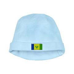 St Vincent & Grenadine baby hat