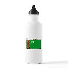 Turkmenistan Water Bottle