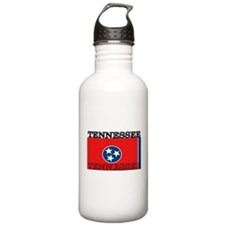 Tennessee State Flag Water Bottle
