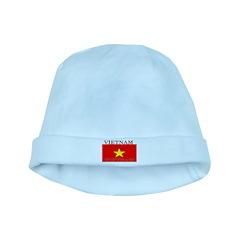 Vietnam Vietnamese Flag baby hat