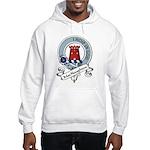 MacNaughten Clan Badge Hooded Sweatshirt