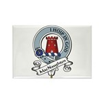 MacNaughten Clan Badge Rectangle Magnet (10 pack)