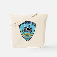 Bullhead City PD Traffic Tote Bag