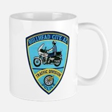 Bullhead City PD Traffic Mug