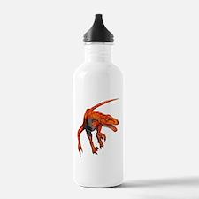 Velociraptor Raptor Dinosaur Water Bottle