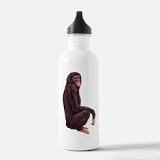 Bonobo Pygmy Chimpanzee Water Bottle