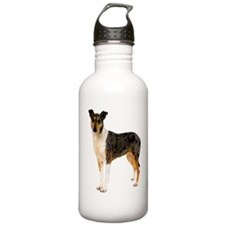 Smooth Collie Dog Lover Water Bottle