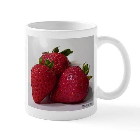Strawberry Trio Mug