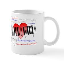 APUSH Love Small Mug