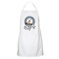 MacMillan Clan Badge BBQ Apron