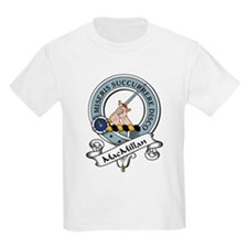 MacMillan Clan Badge Kids T-Shirt