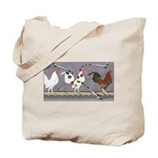 Poultry Painter Tote Bag