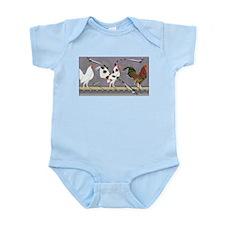 Poultry Painter Infant Bodysuit