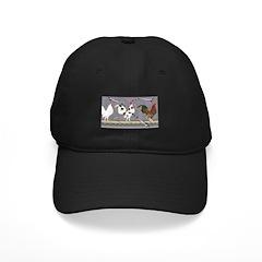 Poultry Painter Black Cap