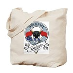 MacLeod Clan Badge Tote Bag