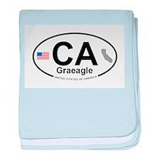 Graeagle baby blanket