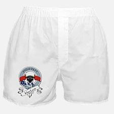 MacLeod Clan Badge Boxer Shorts