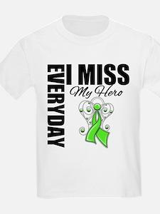 Every Day I Miss Hero T-Shirt