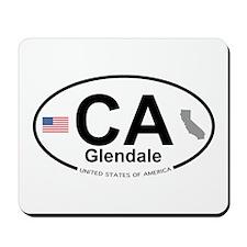 Glendale Mousepad