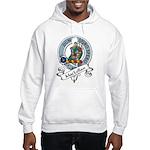 MacLellan Clan Badge Hooded Sweatshirt