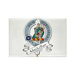 MacLellan Clan Badge Rectangle Magnet (10 pack)