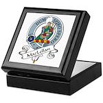 MacLellan Clan Badge Keepsake Box