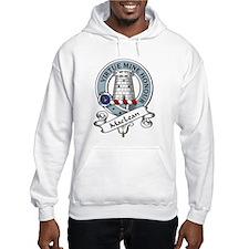 MacLean Clan Badge Jumper Hoody