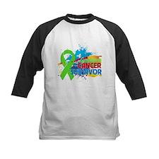 Colorful - Lymphoma Survivor Tee
