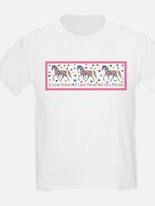 I love ponies T-Shirt