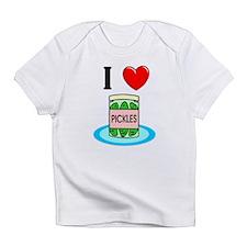 I Love Pickles Infant T-Shirt