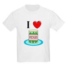 I Love Pickles T-Shirt