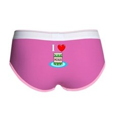 I Love Pickles Women's Boy Brief