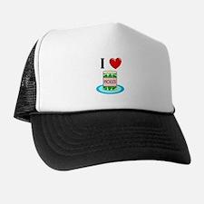 I Love Pickles Trucker Hat