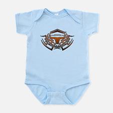 TexMex FM Tribal 1 Orange Infant Bodysuit