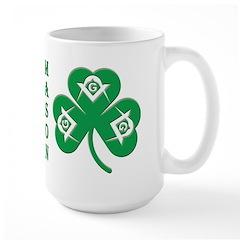 Irish Mason Mug