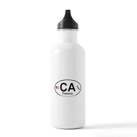 Fresno Stainless Water Bottle 1.0L