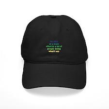 Team Effort Baseball Hat