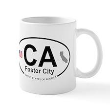 Foster City Mug