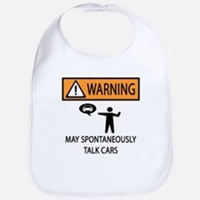 Car Talk Warning Bib