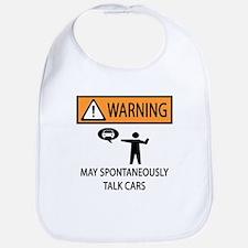 Car Talk Warning Bib
