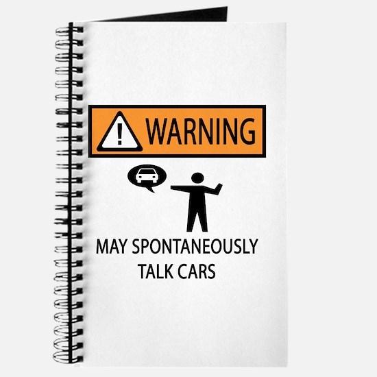 Car Talk Warning Journal