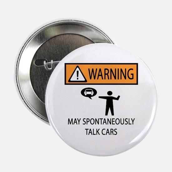 """Car Talk Warning 2.25"""" Button"""