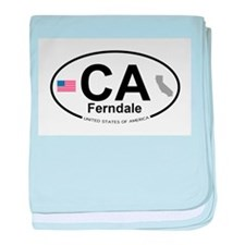 Ferndale baby blanket
