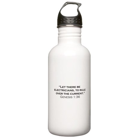 Electricians / Genesis Stainless Water Bottle 1.0L